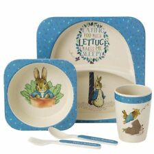Beatrix Potter Peter Rabbit a27754 dîner organique ensemble