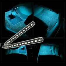 Car Interior Footwell Floor Decor Atmosphere Light LED Blue/Red Neon Strips