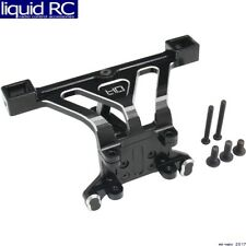 Hot Racing ERVT29M01 Aluminum Front Body Mount (Black) - E-Revo 2