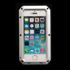 Case for Iphone 5/5s/SE Waterproof Hard Steel Shockproof Cover Armor