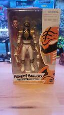 Power Rangers | Lightning Collection: Mighty Morphin White Ranger NEW SEALED