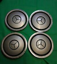 Mercedes Benz 1x Satz (4 Stück) original Radkappen 15 Zoll  NR:124 401 09 24