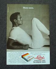 F823 - Advertising Pubblicità - 1988 - LIABEL THERMOLIFE MAGLIETTA
