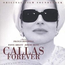 Callas Forever, , Good Soundtrack