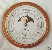 Tide clock with lunar indicator NEW