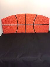BASKETBALL HEADBOARD FOR KIDS - TWIN