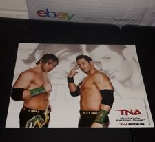 WWE TNA Wrestling Motor City Machine Guns 8x10 promo photo