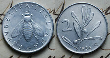 1956  Repubblica Italiana  2  lire  FDC