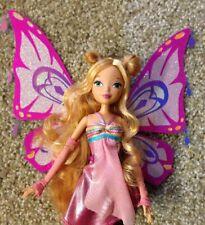 Winx club Doll Wings ENCHANTIX FLORA SEASON 8 Doll WINGS ONLY Jakks Pacific