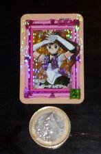 SAILOR MOON MINI CARD CARDDASS PRISM CARTE EX-9 BANDAI MADE JAPAN 1993 NM 1