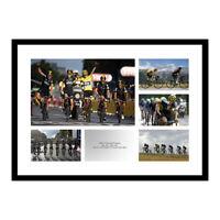 Chris Froome Team Sky 2015 Tour de France Cycling Photo Memorabilia (TDFMU15)