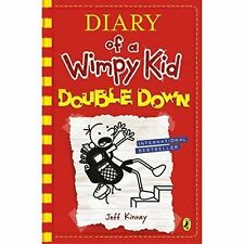 Diary of a Wimpy Kid: Double Down (Diary of a Wimpy Kid Book 11) hardcover