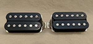 GHOST WINDERS USA CUSTOM SHOP 1959 PAF HUMBUCKER PICKUPS, ALNICO 2, FITS GIBSON