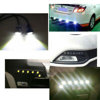 1PC LED DRL Eagle-Eye Auto Car Motorcycle Daytime Running Tail Light 10W DC 12V