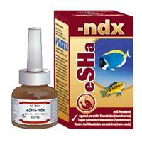 eSHa NDX Anti Parasite Aquarium Fish Treatment Roundworm Planaria Killer 20ml