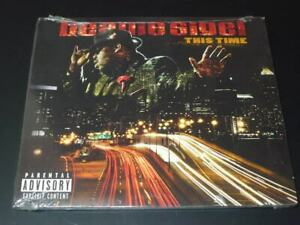 This Time [PA] [Digipak] * by Beanie Sigel (CD, 2012, Ruffhouse)