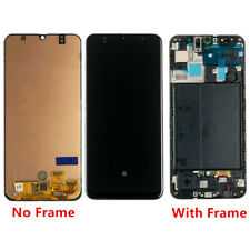 """For Samsung Galaxy A50 2019 A505 6.4"""" Display LCD Screen Touch Digitizer + Frame"""