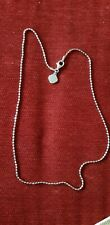 VINTAGE STERLING SILVER SILPADA CHAIN