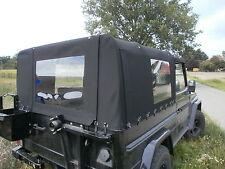 Verdeck für Mercedes-Benz G-Klasse W460/W461 Wolf kurz  NEU!!!