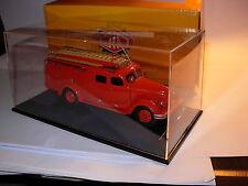 Feuerwehr Modellautos, - LKWs & -Busse aus Weißmetall