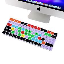 XSKN Adobe Lightroom CC Shortcut Keyboard Cover for Apple Magic Keyboard