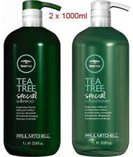 Paul Mitchell Tea Tree Special Shampoo 1000ml Conditioner 1000ml New Set