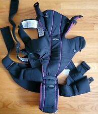 Baby Bjorn Baby Carrier in Purple. Euc
