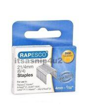 Rapesco 2000, 21/4 No.25, STAPLES best for BAMBI Staplers mini staplers office .