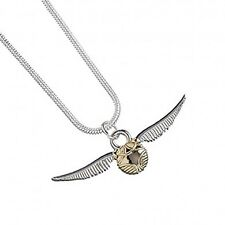 Official Harry Potter Jewellery Golden Snitch Necklace WN0004
