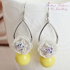 Simulated Drop/Dangle Fashion Earrings