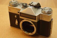 Revueflex E 35mm Spiegelreflexkamera analog mit M42 Anschluss