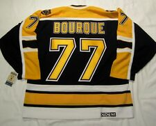 RAY BOURQUE - size XL - Boston Bruins CCM 550 1995-2006 VINTAGE Hockey Jersey