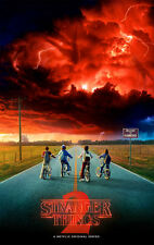 "Stranger Things 2 (11"" x 17"") Movie Collector's Poster Print - B2G1F"
