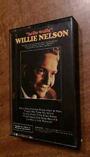 Hello Walls - Willie Nelson (Cassette, 1978, Pickwick Records)