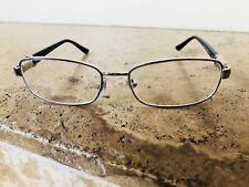 a700ad7dedf Bvlgari (Bulgari) Women s Designer Eyeglass Frames Black Silver - Made in  Italy