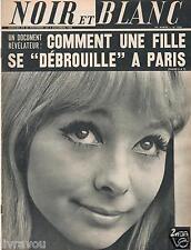 ▬►NOIR et BLANC 1249 de 1966 MICK MICHEYL  (4 pages)_LES CALL-GIRL
