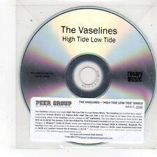 (FS607) The Vaselines, High Tide Low Tide - DJ CD