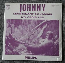Johnny Hallyday - maintenant ou jamais / CD