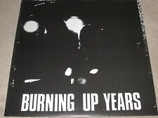 HUMAN INSTINCT - BURNING UP YEARS - NEW - LP RECORD