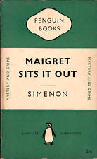 Georges Simenon - Maigret Sits It Out - 1952
