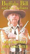 Buffalo Bill and the Indians - Paul Newman, Burt Lancaster, Robert Altman VHS