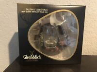 Brand New Glenfiddich Single Malt Scotch Whisky Tasting Essential w/Tour DVD
