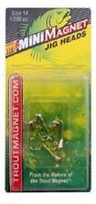 Leland Mini Magnet Jig Head Gold 5 Pack 12008