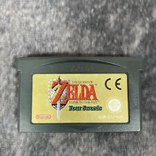 The Legend Of Zelda A Link To The Past Four Swords Game Boy Advance GBA Genuine
