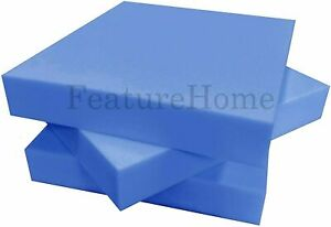 High-Density Extra-Firm Seating Foam - Send Sizes - 3 WORKING DAYS FREE DELIVERY