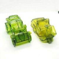 Vintage Avon Wild Country Tai Winds Golf Cart After Shave Empty Lot of 2 Green