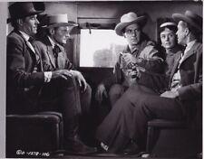 ROCK HUDSON DONNA REED LEO GORDON Vintage GUN FURY Western Key Book DBW Photo