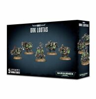 Lootas / Burna Boyz Ork Warhammer 40K NIB Flipside