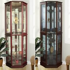number wayside products furniture curios gallery b pulaski cabinet curio cabinets item