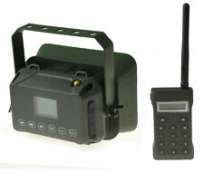 Hunting MP3 Player Bird Caller 60W 160dB Loud Speaker + 500m Remote Control